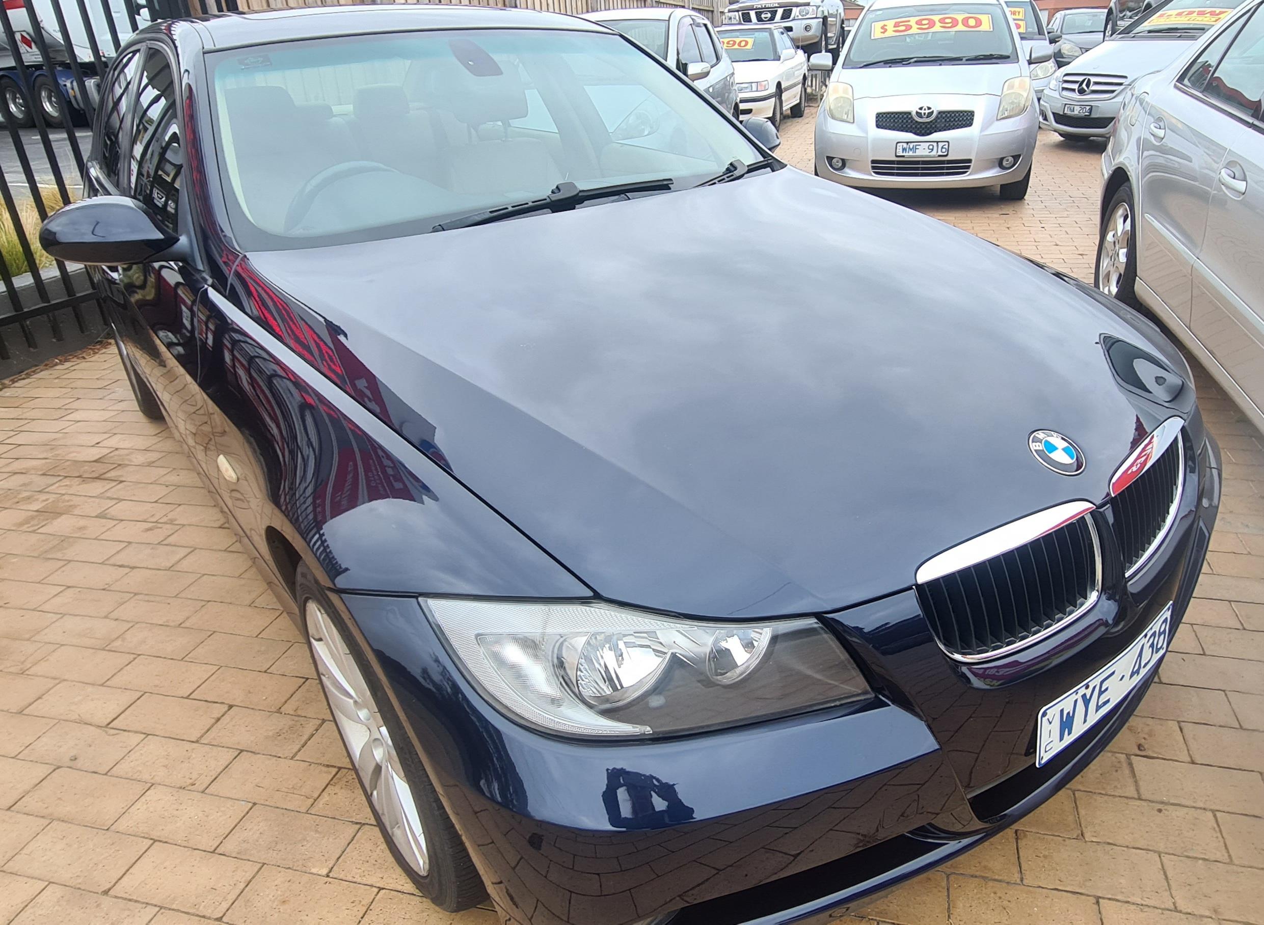 2006 BMW 320I E90 AUTO SEDAN